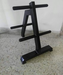Gym Plates Stand