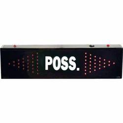 Electronic Possession Arrow