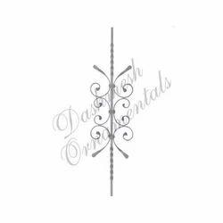 Designer Sheet Metal Flower