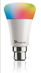 Syska Smart Light 7W LED Bulb Compatible