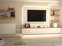 TV Unit Interior