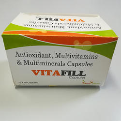 Antioxidant, Multivitamin & Multimineral Capsule