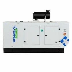 GPWII-PII-160 Three Phase Greaves Power 160 KVA Diesel Generator