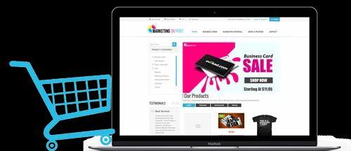 Creating E-Commerce Website