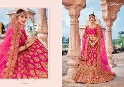 Zikkra Vol 12 Bridal Wedding Velvet Designer Fancy Lehenga Designs