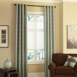 D Decor Pleated Box Pleat Curtain