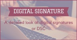 Digital Signature Services (Class 2), Authentication, 1