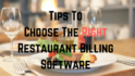 POS Retail Billing Software