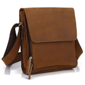 Business Bags for foldable Leather Bag Genuine