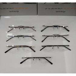 Independent Full Rimless Spectacle Frame