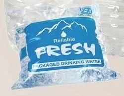 Water Pouch Only In Bulk Qnty.