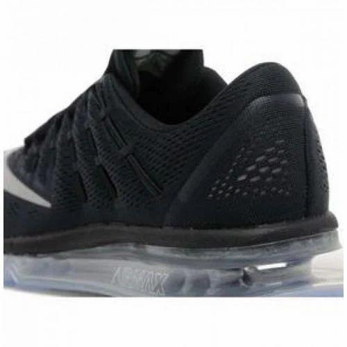 superstición calor vacío  Box Nike AirMax 2016 Black White Sole Shoes, Size: 41-45, Rs 3000 /pair |  ID: 16251868112