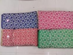 Chanderi Allover Fabric