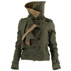 Organic Ladies Casual Cotton Jacket