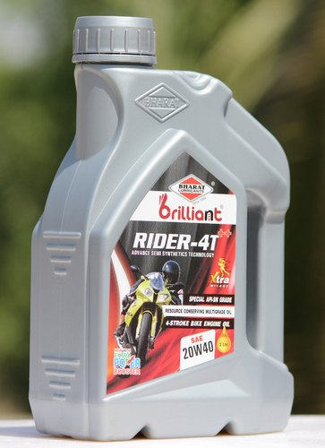 Brilliant Rider 4T Plus Oil (20W40)