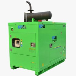 Silent Or Soundproof 15 kVA Kirloskar Green Silent Generator, Model Name/Number: KG1-15AS