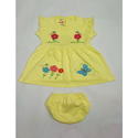 Embroidered Kid Frock