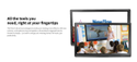 Hitevision LB Series Interactive Flat Panel