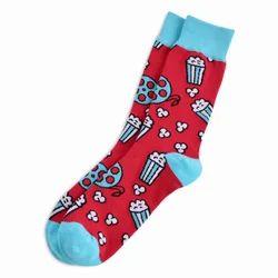 Cotton Fancy Kids Socks