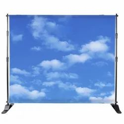 Backdrop  Banner Stand
