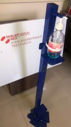 Foot Operated Hand Sanitizers Dispenser