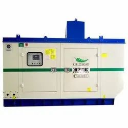Silent or Soundproof Water Cooling KIRLOSKAR SILENT GENERATOR, for Industrial, 415