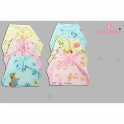 Chocopie Infant Muslin Coloured Printed Nappy, Age Group: 3-12 Months