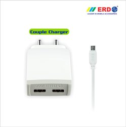 TC 42 Micro USB Couple Charger