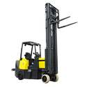 2 Ton Articulated Forklift Rental Service