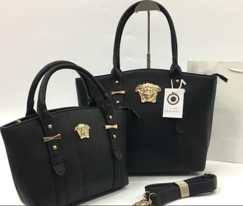 0f9d6f07e5 Versace Bag Black Color