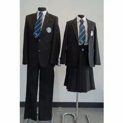 Poly Viscose College Uniform, Size: 30-40