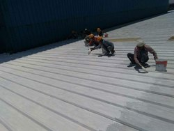 Cool Roof Paint, For Exterior, Packaging Type: Bucket