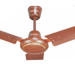 Woody Ceiling Fan