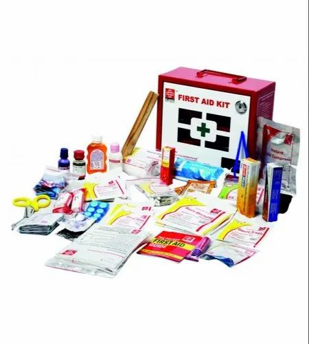 First Aid Kit Sjf M4 (schools & Institutions)