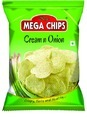 Kate Mega Cream And Onion Flavoured Potato Chips