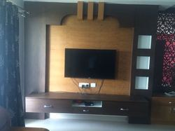 TV Units with Lights Design