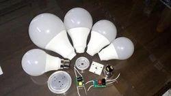 LED Bulb Materials