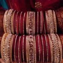 Wedding Bangles and Chura