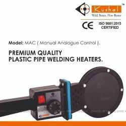 Mac 110 HDPE Pipe Jointing Heater