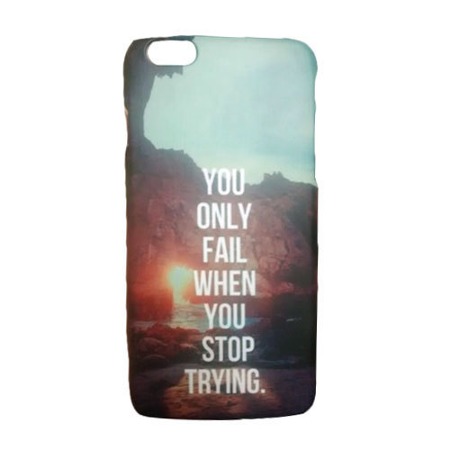 Canvas Cotton Sublimation Mobile Cover
