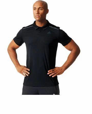 Mens Adidas Training Cool365 Polo Shirt