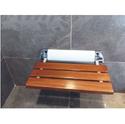 Folding Shower Wooden Seat