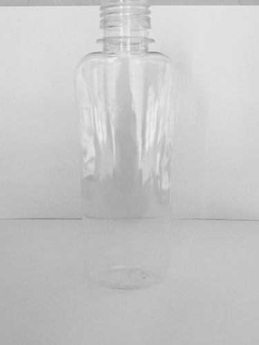 Floor Transparent Phenyl Concentrate Bottle