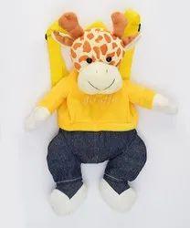 Giraffe Soft Hand Bag