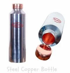 CopperKing Steel Copper Water Bottle