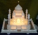 Indian Marble Handcrafted Taj Mahal