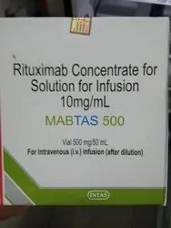 Rituximab Concentrate for Solution for Infusion 10 mg/10 ml