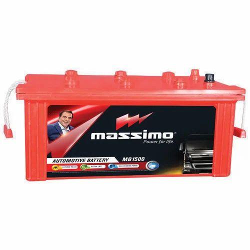 Massimo Car Batteries