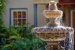 FRP, Stone Multicolor Ornamental Fountains