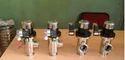 Vacuum Right Angle Valves